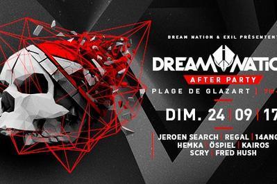 Dream Nation - After Party à Paris 19ème