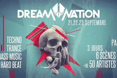 Dream Nation Festival 2018 - Main Event + Closing à Aubervilliers du 22