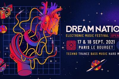 Dream Nation 2021 Pass Vendredi à Le Bourget