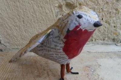Drôles d'Oiseaux à Braud et saint Louis