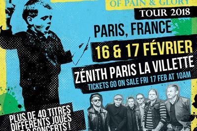 Dropkick Murphys à Paris 19ème