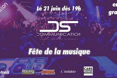 DS-Communication fête la musique à Saint Herblain