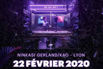 DTF - Ninkasi Gerland / Kao - Lyon