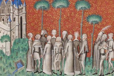 Du roman de la Rose au Décameron à Saint Maurice d'Etelan