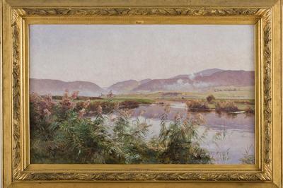 Du Salon à la lumière : La peinture au XIXème siècle à Chalon sur Saone