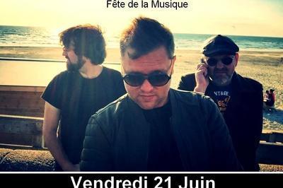 Dust fête la musique à Amiens