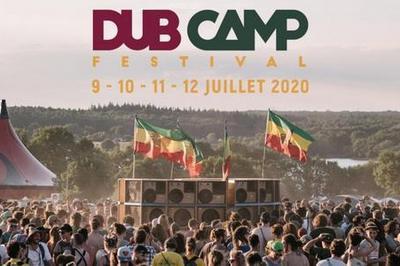 Dub Camp Festival 2020-Pass 3 Jours à Joue sur Erdre