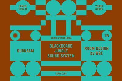 Dub Echo #22 : Blackboard Jungle Sound System à Villeurbanne