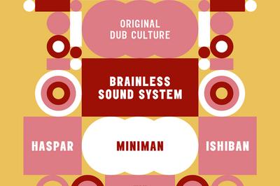Dub Echo #19 : Club Transbo Hosted By Brainless Sound System à Villeurbanne