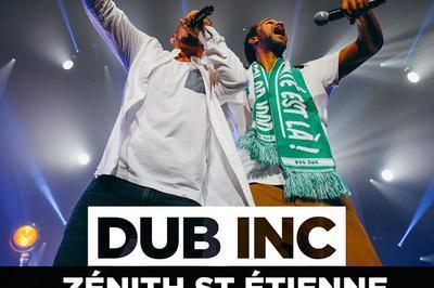 Dub Inc à Saint Etienne