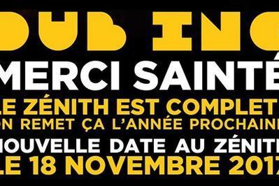 Dub Inc live à Saint Etienne
