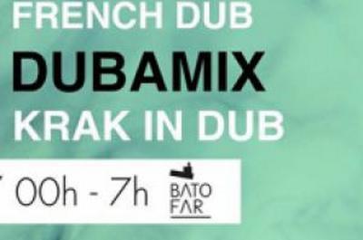Dub Party - Dubamix / Hfdub / Krak In Dub à Paris 13ème