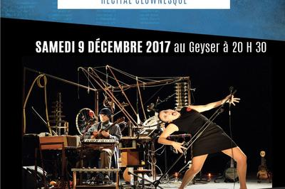 Duo Bonito, récital clownesque à Bellerive sur Allier