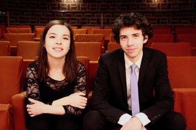 Duo Eos - Stephanie Huang Et Marcel Cara à Tremblay en France