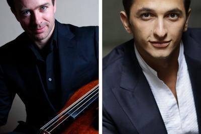 Duos Pour Violoncelles à Paris 10ème