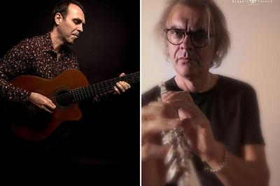 Diego Origlia invite Franco Olivero (jazz/world music) à Nice