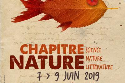 17è édition Festival Chapitre Nature 2019