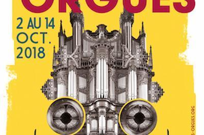 23e Festival international Toulouse les Orgues