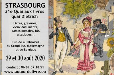 31e Quai aux livres à Strasbourg