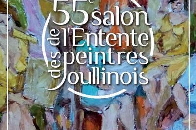 55e Salon de l'Entente des Peintres Oullinois à Oullins