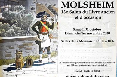 13e Salon du Livre ancien et d'occasion de Molsheim