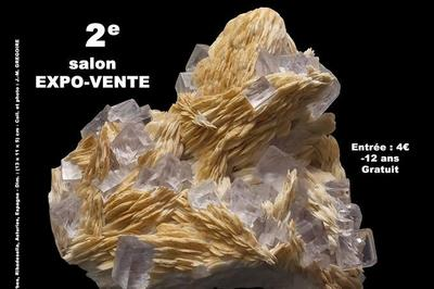 2e Salon Minéraux Fossiles Bijoux de Bergerac