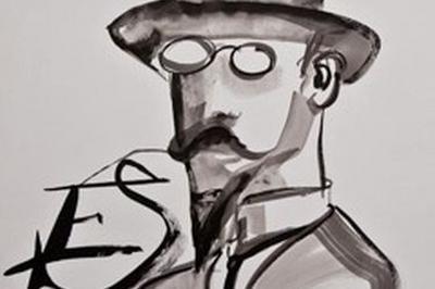 E. Satie : Riez sans qu'on le sache à Lyon