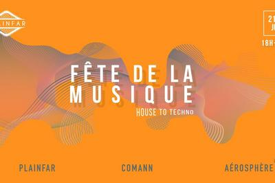 House to techno à Caen