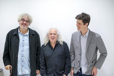 Eat The Plasitc ! + David Torn, Tim Berne & Ches Smith Sun Of Goldfinger à Pantin