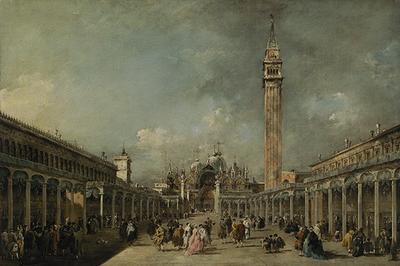 Éblouissante Venise à Paris 8ème