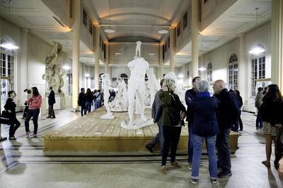 Échanges Avec Les étudiants De L'École Du Louvre à Meudon