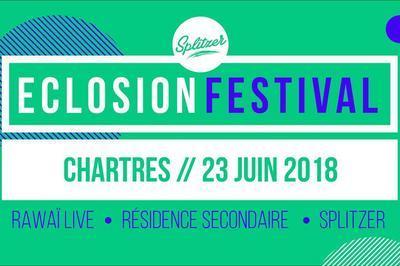 Eclosion • Résidence Secondaire, Rawaï Live, Splitzer 2018