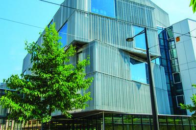École Et Travaux D'architecture à Strasbourg