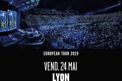 Ed Sheeran à Lyon