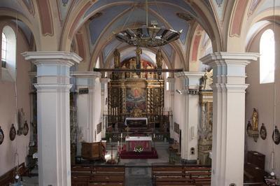 Eglise Baroque Saint-pierre à Seez