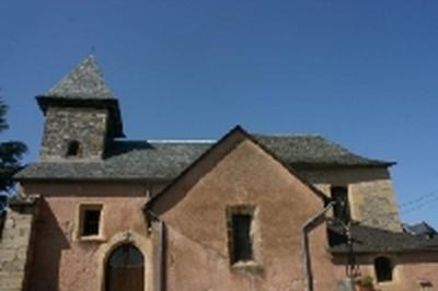 Eglise De Banc à Bertholene