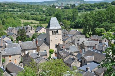 Eglise De Gaillac à Gaillac d'Aveyron