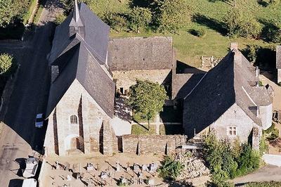 Eglise De La Jaillette: Découvrir La Vie Des Moines Au Ma à Louvaines