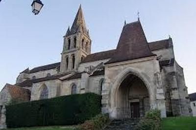 Eglise De La Nativité De La Sainte Vierge à Jouy le Moutier