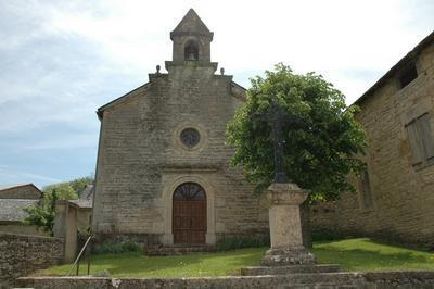 Eglise De Lissirou à Gaillac d'Aveyron