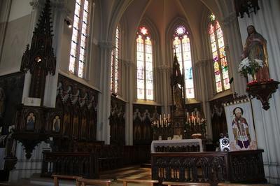 Eglise Marie-immaculée à Nancy