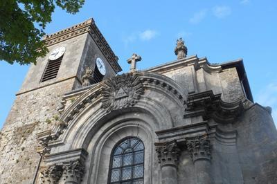 Eglise Notre-dame à Bourmont