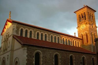 Eglise Notre Dame à Clisson