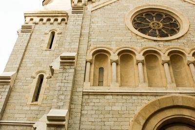 Eglise Notre-dame De Bon Voyage à Cannes