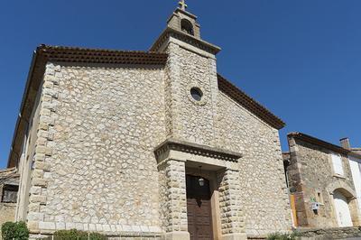 Eglise Notre-dame-de-l'assomption à Babeau Bouldoux