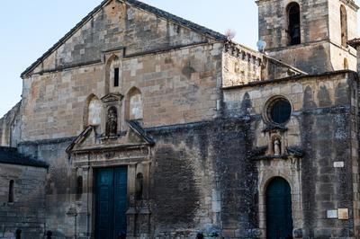 Eglise Notre-dame-de-la-major à Arles