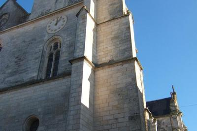Eglise Notre Dame Du Bon Port à Les Sables d'Olonne