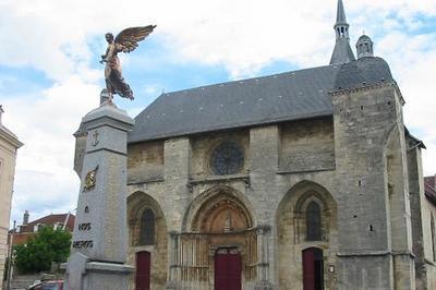 Eglise Notre-dame-en-sa-nativité à Wassy