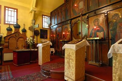 Église Orthodoxe Saint-nicolas-le-thaumaturge à Boulogne Billancourt