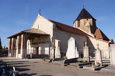 Eglise Romane Du XIIème Siècle à Perrex